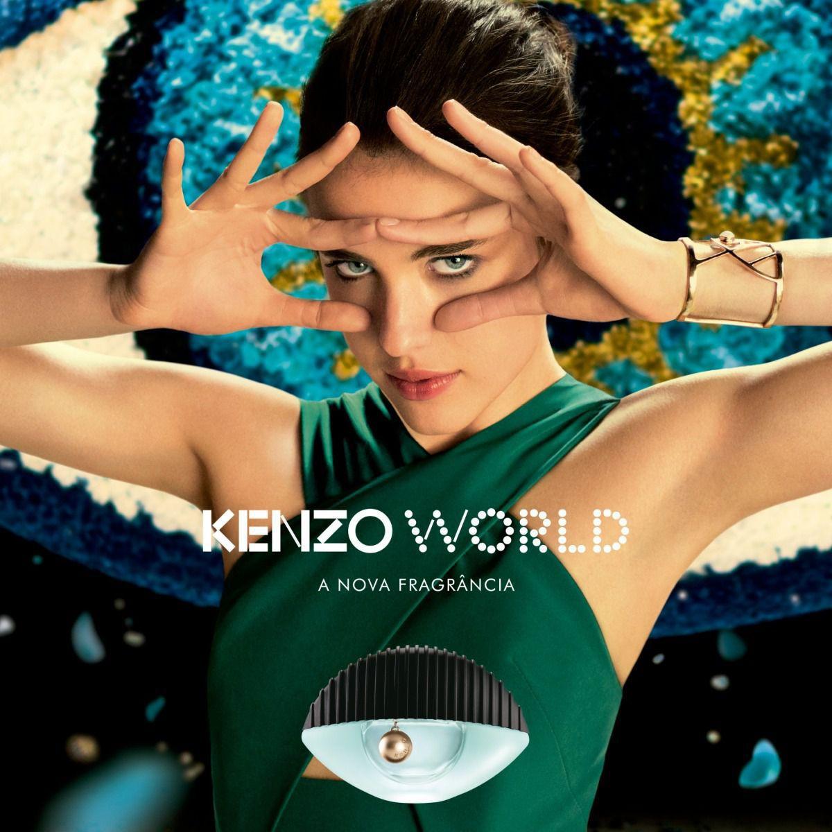 PERFUME KENZO WORLD FEMENINO EAU DE PARFUM 75ML