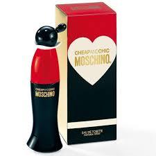 Cheap and Chic Moschino - Perfume Feminino Eau de Toilette 50ml