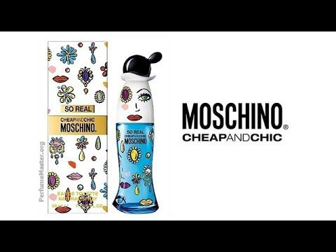 So Real Cheap & Chic Moschino - Perfume Feminino Eau de Toilette 30ml