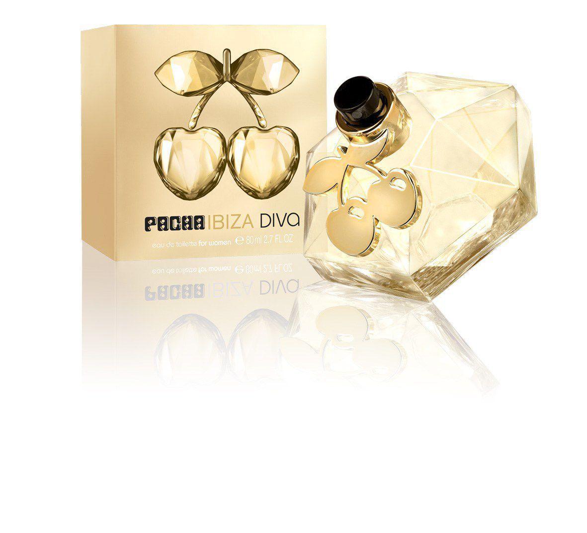 Queen Diva Pacha Ibiza - Perfume Feminino Eau de Toilette 30ml