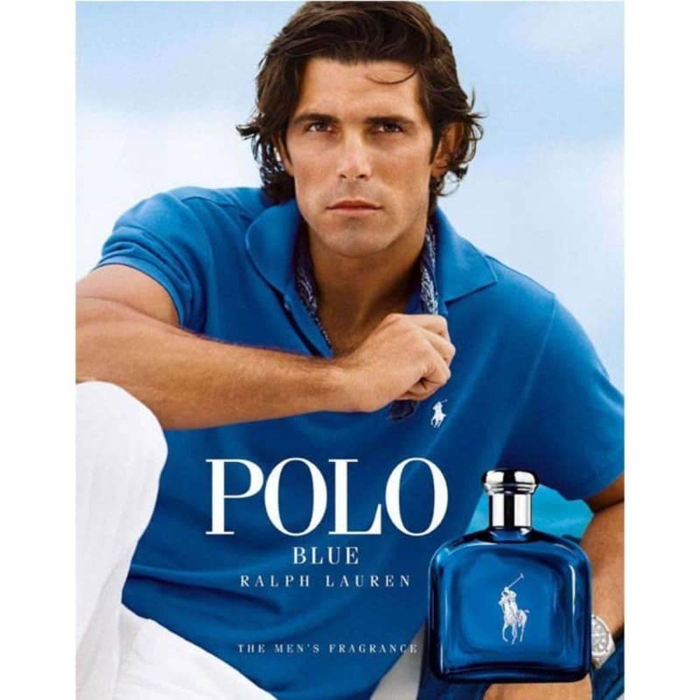 Polo Blue Ralph Lauren - Perfume Masculino Eau de Toilette 75ml