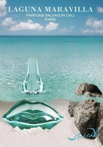 Salvador Dalí Laguna - Perfume Importado Feminino Eau de Toilette 30ml