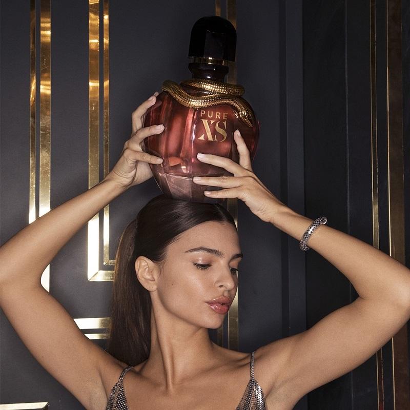 Pure XS For Her Paco Rabanne - Perfume Feminino Eau de Parfum 80ml