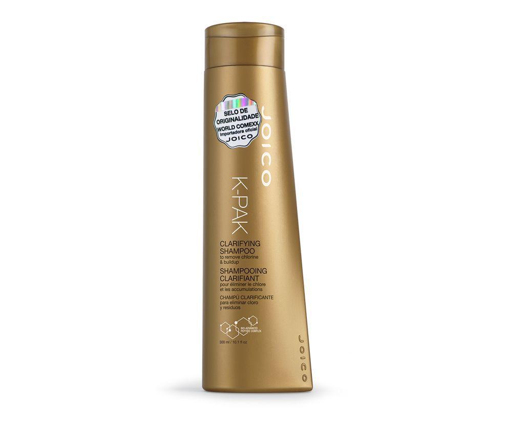 Shampoo Joico K-Pak  300 ml para Cabelos Danificados
