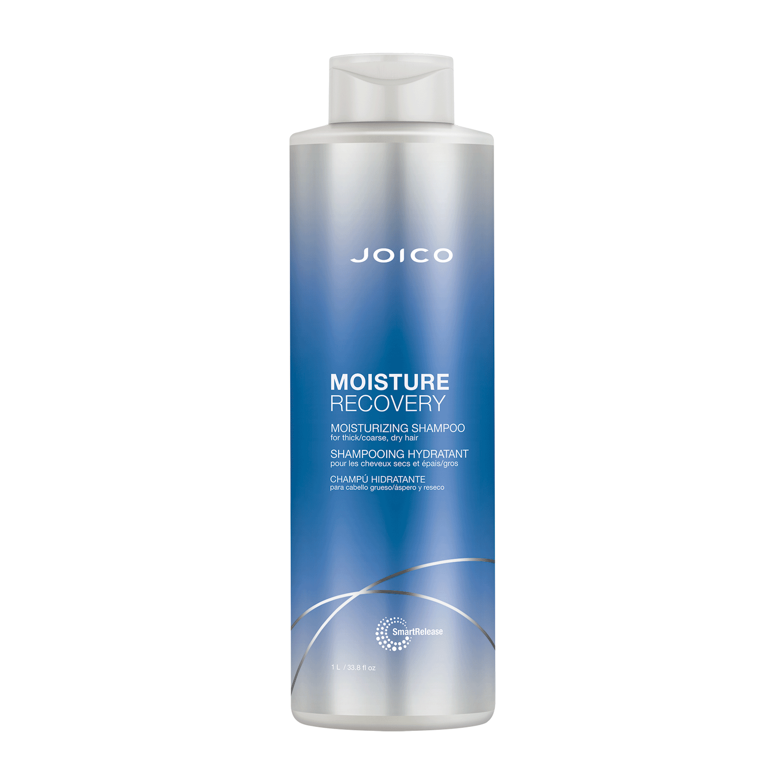 Shampoo Joico Moisture Recovery Para Cabelos Secos 1 Litro