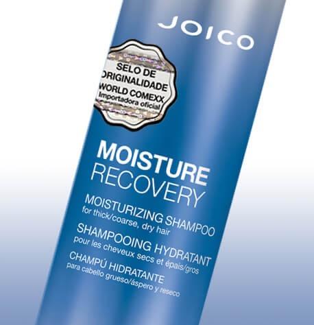 Shampoo Joico Moisture Recovery Para Cabelos Secos 300ml