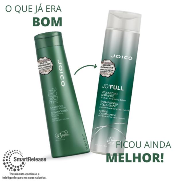 Shampoo Joifull Smart Release para Dar Volume Joico 1Litro