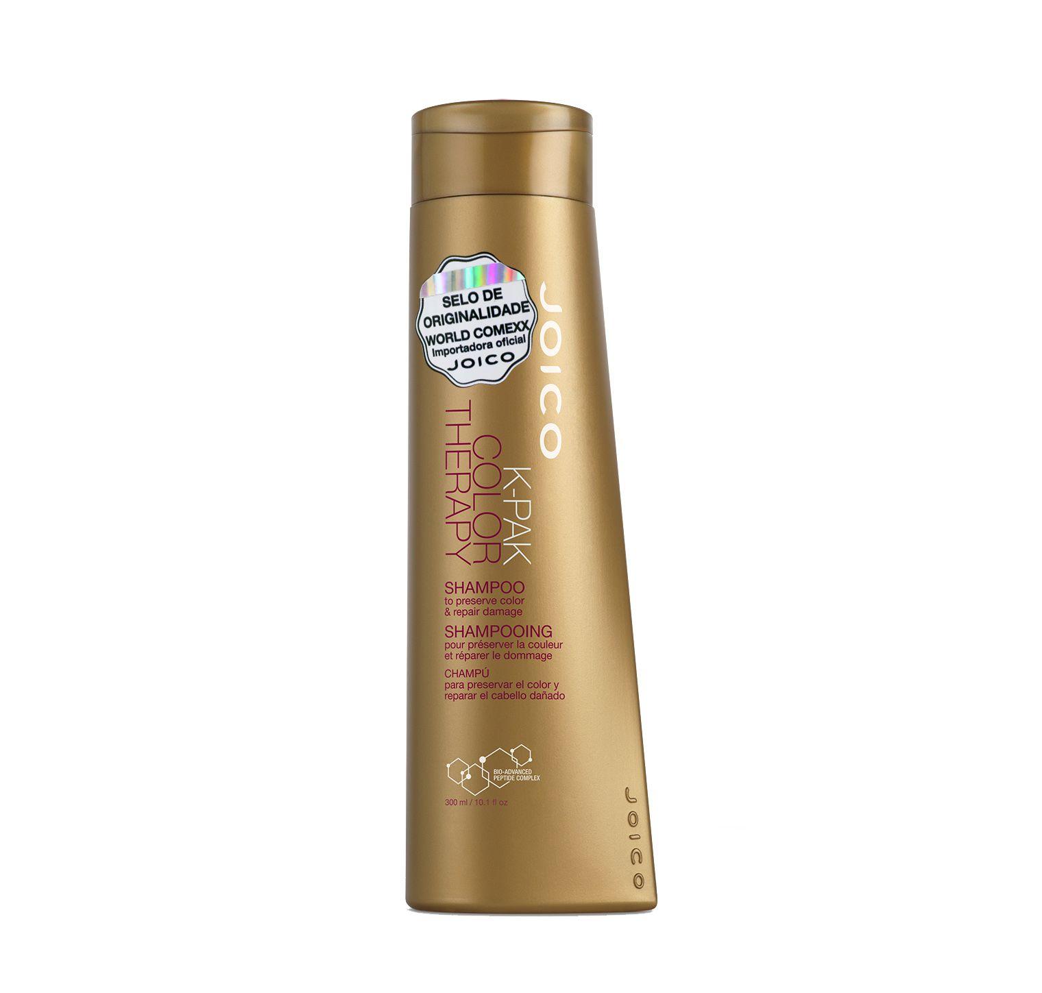 Shampoo para Cabelos Coloridos Joico K-PAK Color Therapy 300 ml