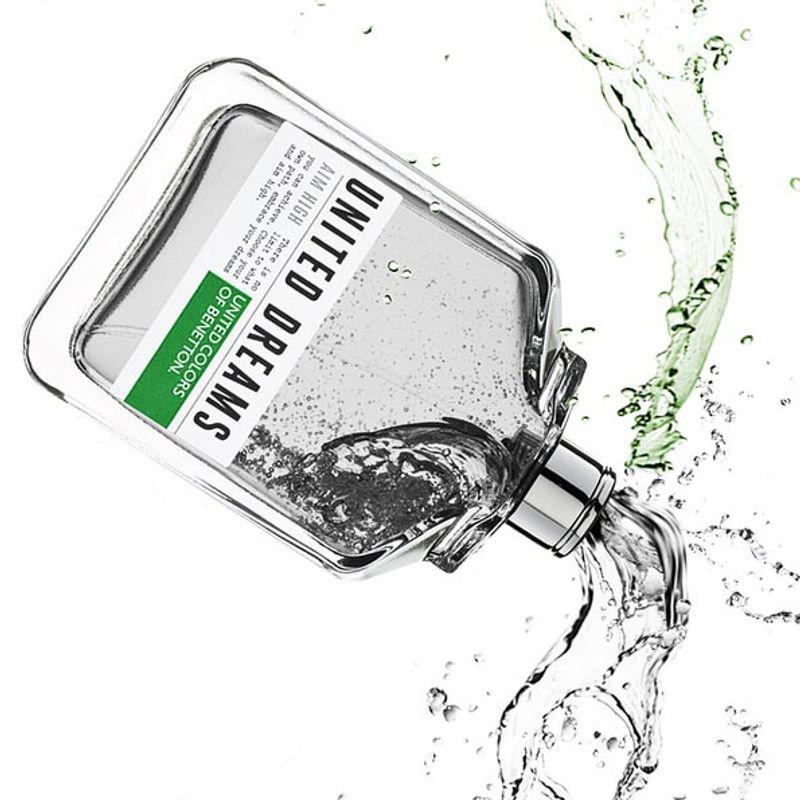 Ud Aim Hight Benetton - Perfume Masculino Edt 200ml