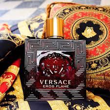 Versace Eros Flame - Perfume Eau de Toilette Masculino 100ml