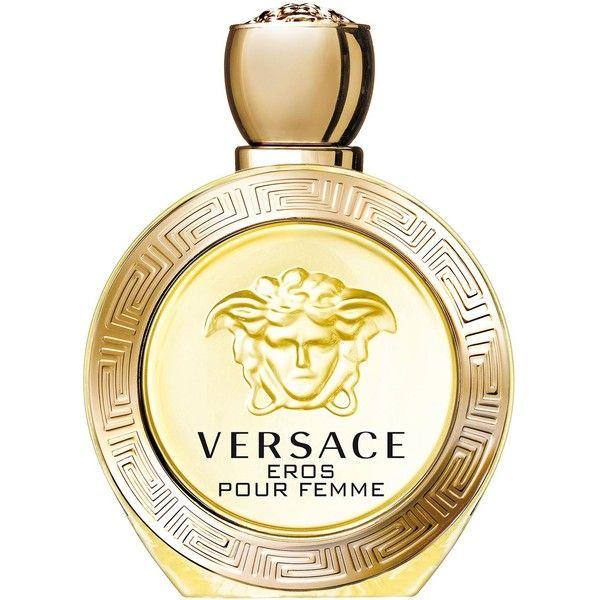 Versace Eros Pour Femme - Perfume Eau de Toilette Feminino 100ml