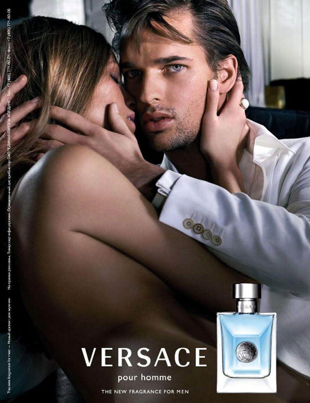 Perfume Versace Pour Homme - Perfume Masculino Eau de Toilette 100ml