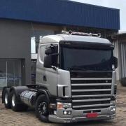 Acabamento Defletor Coluna Lado Direito para Scania S4 114 124 Frontal 1382728