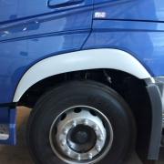 Acabamento Paralama Caminhão Volvo New FH Lado esquerdo