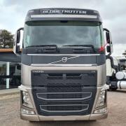 Acabamento Pisca Lateral para Caminhão Volvo Fh após 2015 Lado Esquerdo