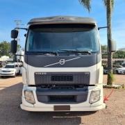 Acabamento Ponteira Para-Choque Para Caminhão Volvo Vm 2015 á 2020 Lado Esquerdo
