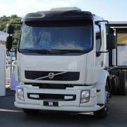 Acabamento Tampa Para-Choque para Caminhão Volvo VM  Após 2010 Lado Esquerdo