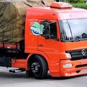 Adaptador Duplo Ponteira Escapamento Americana Caminhão 4 1/2´´