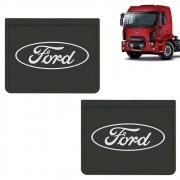 Apara Barro Dianteiro Injetado para Ford (46x36) Par