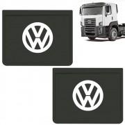Apara Barro Dianteiro Injetado para Volkswagen (46x36) Par