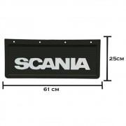 Apara Barro Traseiro Para Caminhão Scania S5 com Suspensão a ar ( 61x25 ) Par
