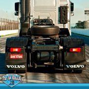 Apara Barro Traseiro Injetado Alto Relevo para Volvo (66x44)