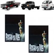 Apara Barro Traseiro Para Hyundai HR, Kia Bongo, F4000, D20 37 X 25 Rogai por Nós