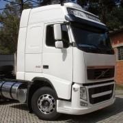 Aro Farol Auxiliar Lado Direito Para Volvo Fh 2010 / 2015