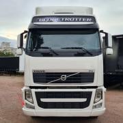 Aro Farol Auxiliar para Caminhão Volvo Fh 2009 á 2014 Lado Direito