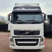 Aro Farol Auxiliar para Caminhão Volvo Fh 2009 á 2014 Lado Esquerdo