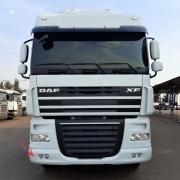 Aro Moldura Farol Auxiliar Para Caminhão Daf XF 2013 á 2019 Lado Direito