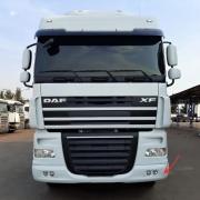 Aro Moldura Farol Auxiliar Para Caminhão Daf XF 2013 á 2019 Lado Esquerdo