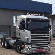 Bojo Farol para Scania S4 até 2007 Lado Direito