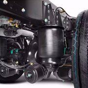 Bolsa Suspensão a Ar Traseira Compatível com o Caminhão  Scania Série 5 2010 em diante Com Base 1903608