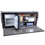 Caixa de Cozinha Caminhão Caibi para Geladeira Elber Maxiclima 151 x 70 x 62