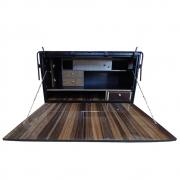 Caixa de Cozinha para Caminhão 2 Andares Oselame 115 x 60 x 65