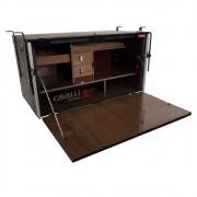 Caixa de Cozinha para Caminhão Cavalli 600 x 1100 x 600 2 Andares