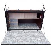 Caixa de cozinha para Caminhão Oselame 1.14 x 60 x 60