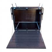 Caixa de Cozinha para Geladeira 70 x 65 x 60 Oselame