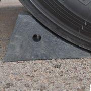 Calço de roda norma ABNT 9735
