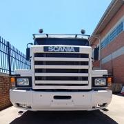 Capa Para-Choque em Fibra para Caminhão Scania T 112 / 142 Curta