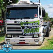 Capa Para-choque para Scania 113 R
