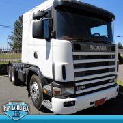 Capa Para-choque para Scania S4 R | T Estreita