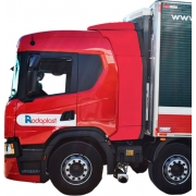 Cegonheiro Compatível com o Caminhão Scania NTG Cabine Normal P S/filtro
