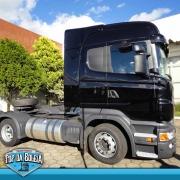 Cegonheiro Compatível com o Caminhão Scania S4 | S5 Streamline | Highline com Teto