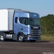 Cegonheiro para Scania 2019 NGT Cabine R Leito Normal com Filtro