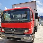 Centro Para-Choque Dianteiro para Caminhão Mb Atego até 2011