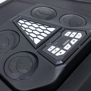 Climatizador de Ar Evolve 24v para Caminhão Man TGX
