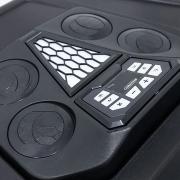 Climatizador de Ar Evolve 24v para Caminhão Mercedes-Benz Axor Atego e 1938s Teto Alto