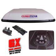 Climatizador de Ar para Caminhão Climatizar Evolve 12v 24v Universal PROMOÇÃO 6X SEM JUROS NO CARTÃO